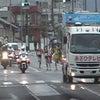 1時間9分撮りっ放し_静岡マラソン 新幹線ガード下 定点撮影 2014年3月2日の画像