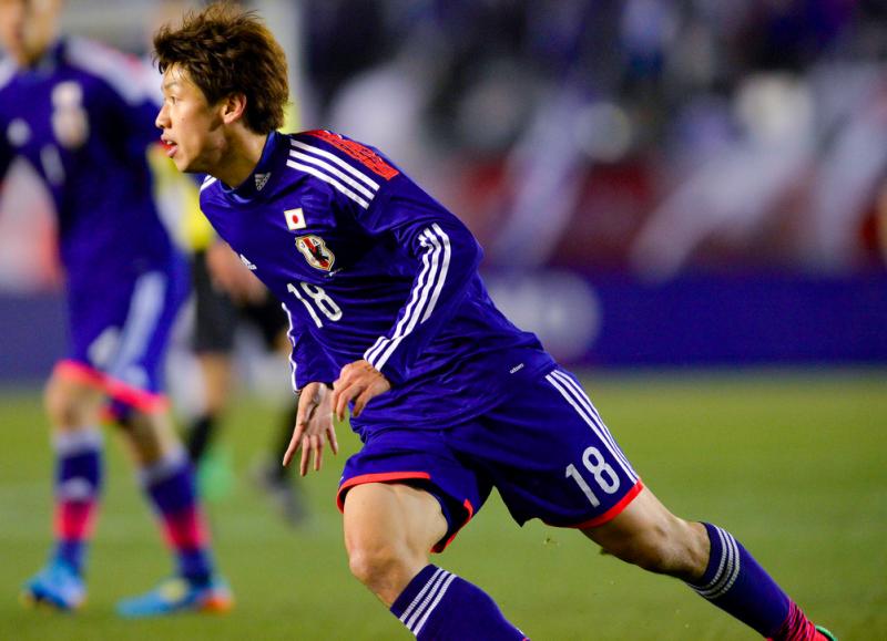 大迫勇也 サッカー日本代表 ニュージーランド戦 ワールドカップ
