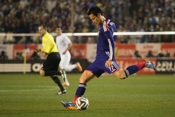 吉田麻也 サッカー日本代表 ニュージーランド戦 ワールドカップ