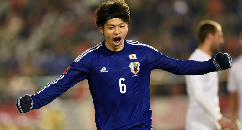 森重真人 サッカー日本代表 ニュージーランド戦 ワールドカップ
