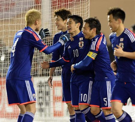 サッカー日本代表 ニュージーランド戦 ワールドカップ