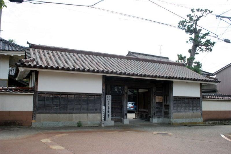 小松城/05移築鰻橋門