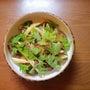 花粉症対策サラダ