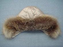 フードの毛皮交換