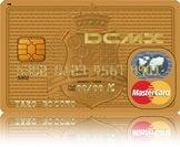 DCMXゴールドカード