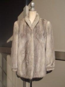 毛皮 ミンクのコート リフォーム