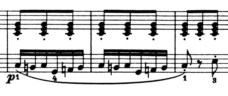 バラード ブルグミュラー ブルグミュラー「25の練習曲」難易度順!初めて曲想をつけるのに最適なピアノ曲集!