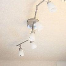 IKEAの照明。