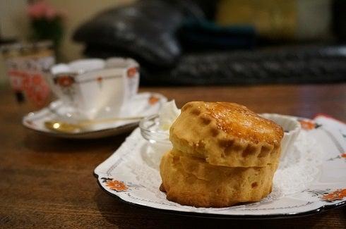 大井町 Cafe Grand Jete(グラン・ジュテ) スコーン
