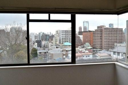 シャレーコート 窓からの眺望