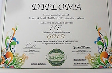 Diploma of HARMONY EDUCATOR SEMINER