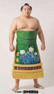 """鶴竜力三郎""""初優勝!!   ヒデ""""明日は明日の風が吹く""""ケセラセラ~"""