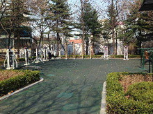 健康器具の公園