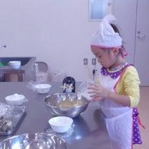 ケーキ作りに行きまし…