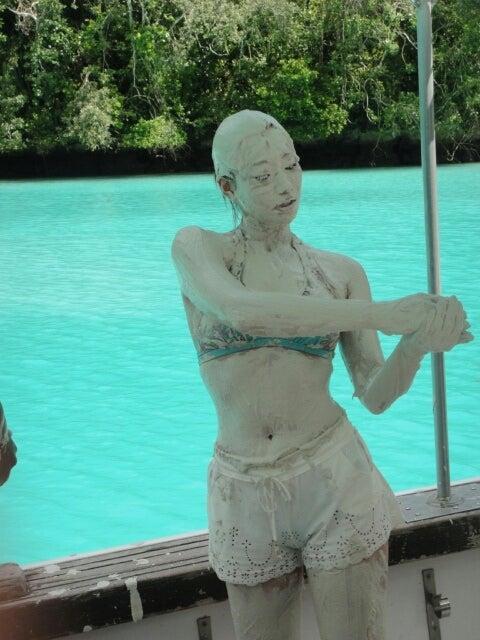 中村果生莉さんの水着