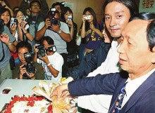 2014年3月25日紅館の父 張耀榮逝去