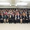 看護学校の卒業式に参加の画像