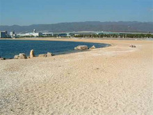 潮芦屋ビーチ