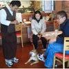 高崎のドッグカフェで犬のしつけ勉強会 の画像
