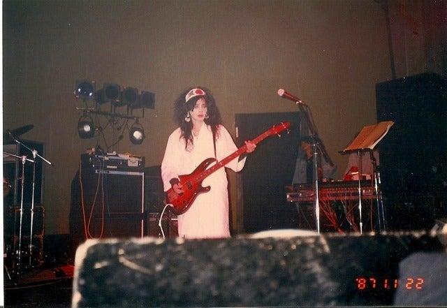 YBO2 アマリリス 1987 | 音から...