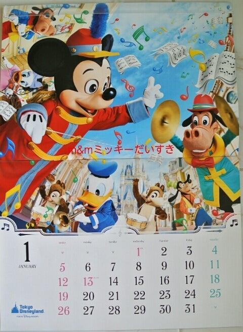 2014カレンダー | m&mミッキー...