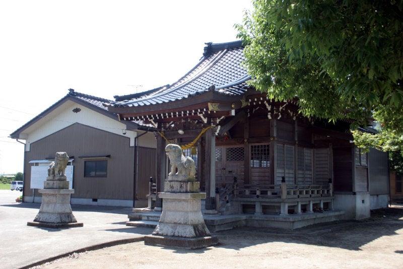願海寺城/賀茂神社