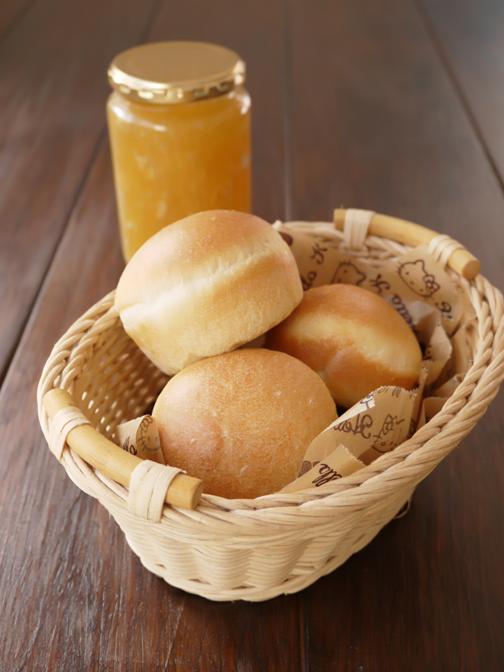 りんごジャムパン03