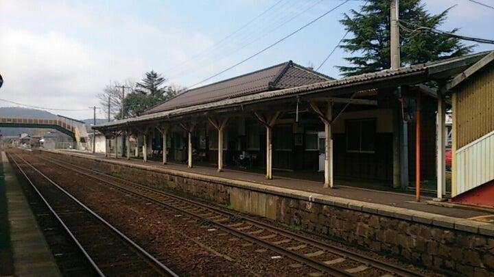 (米ヨナ)エコライナー鉄道ブログ山陰本線(浜村駅)その3コメント