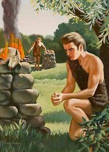 カインとアベル:人類最初の殺人 神への ...