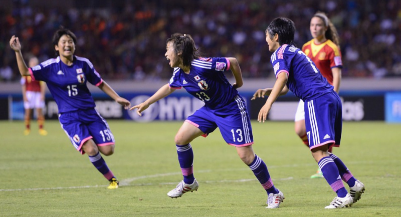 児野 楓香 リトルなでしこ U-17女子W杯 ワールドカップ 初優勝 世界一