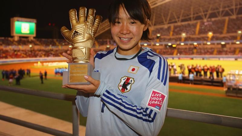 松本 真未子 ゴールデングローブ リトルなでしこ U-17女子W杯 ワールドカップ 初優勝 世界一