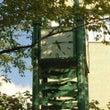西北公園時計塔復活に…