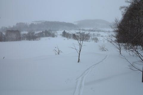 東山(和寒町)ー2014.4.5 | 道...