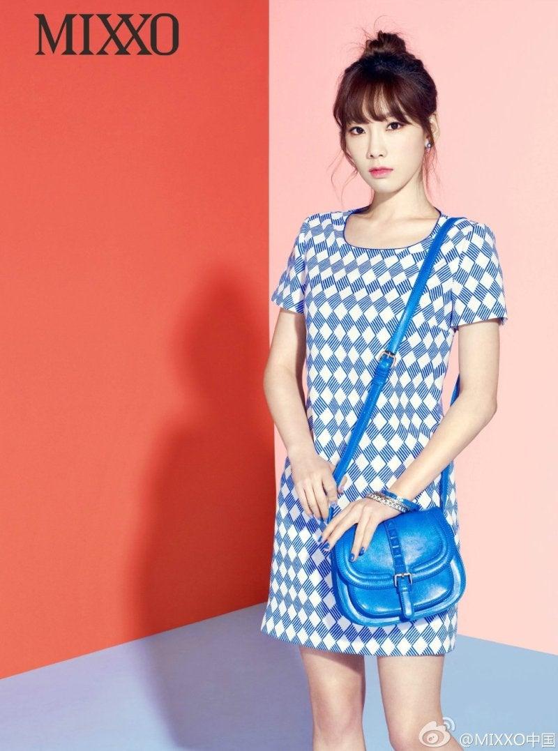 140406 少女時代 テヨン Mixxo 高画質画像 公式微博 K Pop