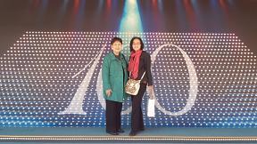 100周年を迎えた宝塚歌劇を観てきました。の記事より