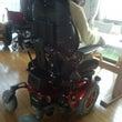新しい車椅子