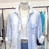 ☆バックレースブラウス☆奈良・ファッションセレクトショップ☆ラレーヌの画像