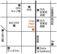 Orga Fiber Zoom MAP
