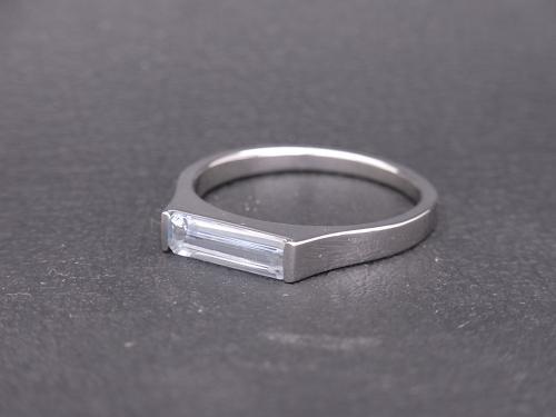 pt950,ハンドメイド,指輪