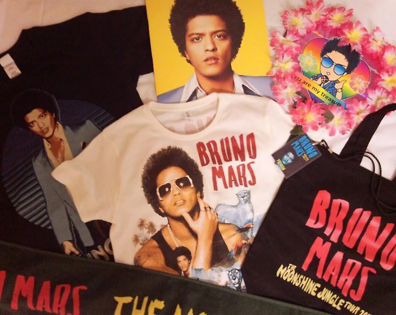Bruno Mars The Moonshine Jungle Tour(Osaka①)|Melody\u0027s Factory メロディ\u0027s ファクトリー