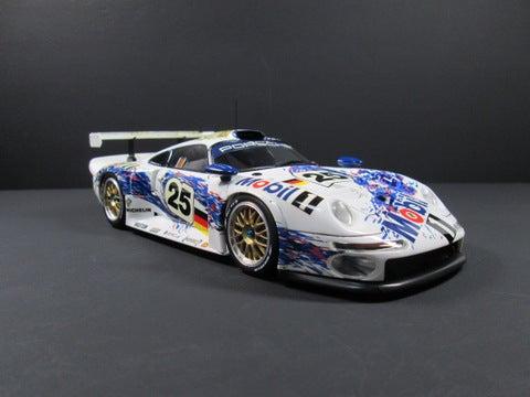 ポルシェ 911 GT1 | ポルシェで...