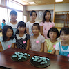25年度親子茶道教室活動報告の画像