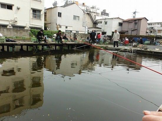 阿佐ヶ谷 釣り堀