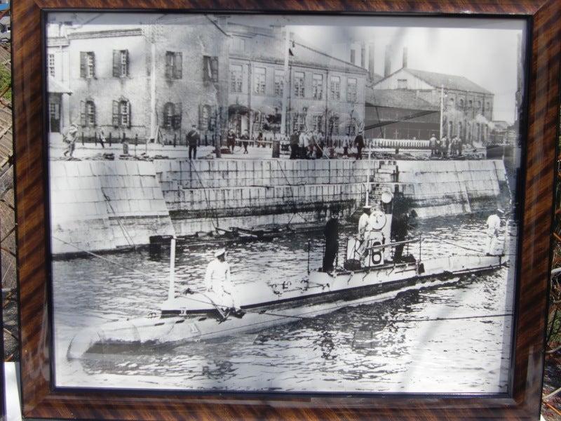 第六潜水艇殉難者一〇五周年慰霊祭に出席しました | すんちゃんのブログ