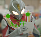 ツボ:肩井(ヒト)