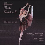 Classical Ballet Variations ヴァリエーションCD