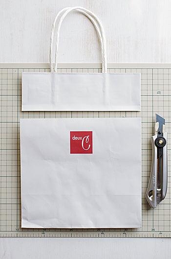 紙袋 野菜 室 セリアの紙袋「ガゼットバッグ」を野菜室の仕分け収納に使ってみた