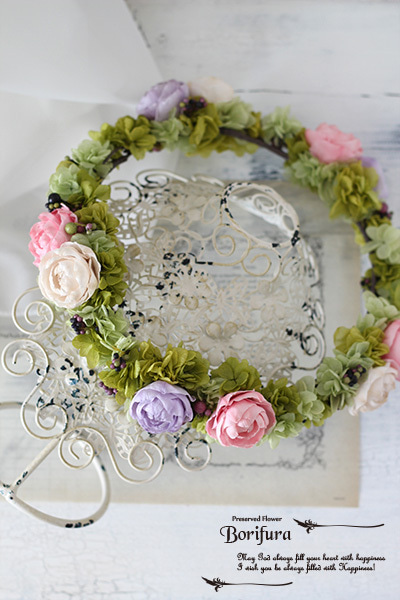 結婚式 花冠