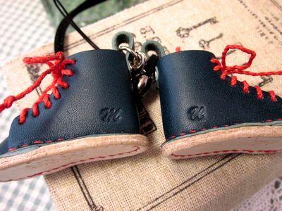 ペアミニ靴