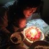 今日はかっちゃん1歳のお誕生会の画像